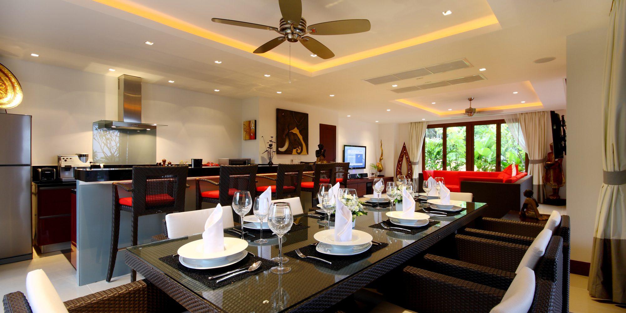 Koh yao villa thailand skyline design for 10 x 17 living room