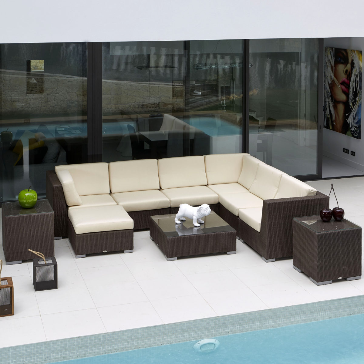Pacific Sectional Set