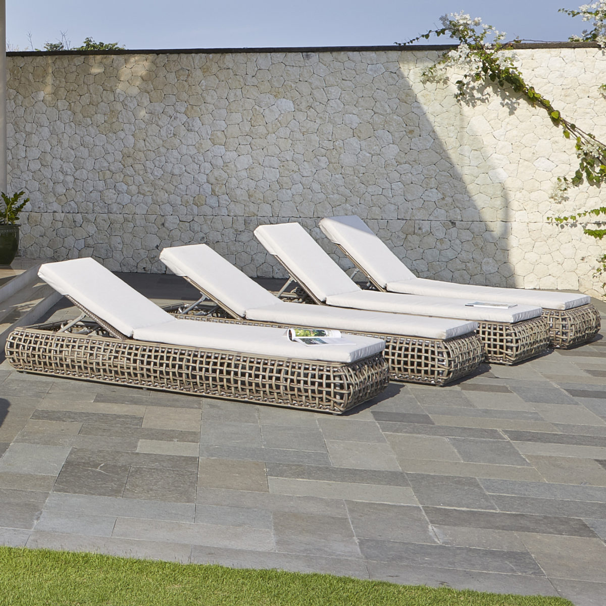 Dynasty Chaise Loungers