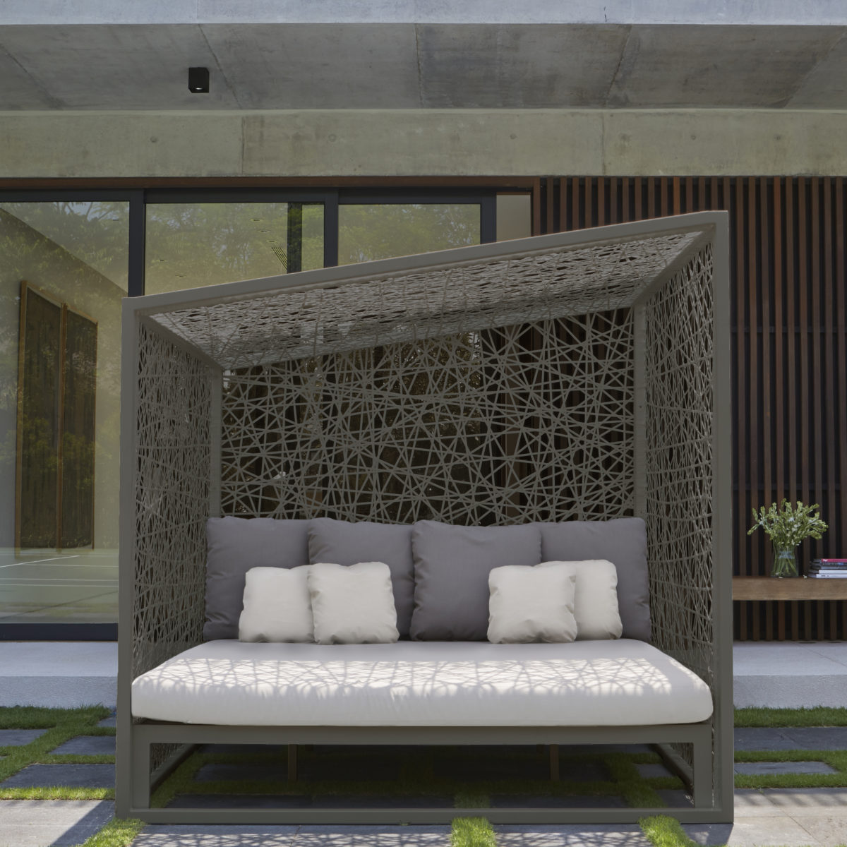 Geometirc Daybed